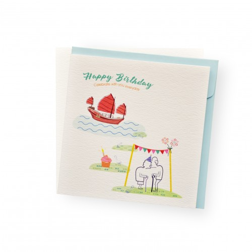Card - Everlasting Birthday