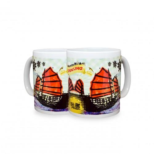 Ceramic cup - Fantasy