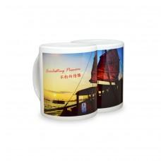 陶瓷水杯 - Golden Sea