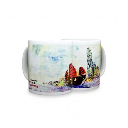 Ceramic cup - Modern